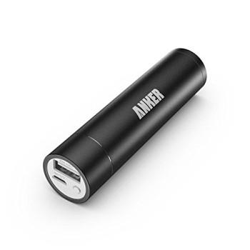 Anker-2-Gen-Astro-Mini-3200mAh-Ultra-kompakt-Mobil-Externer-Akku-Power-Bank-Ladegert-mit-PowerIQ-Technologie-Schwarz-0