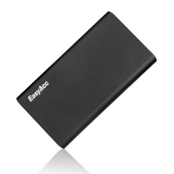 EasyAcc-10000mAh-Ultra-Kompakt-Dual-USB-31A-Ausgang-Portable-Power-Bank-Externer-Akku-Ladegert-fr-Handy-iPhone-Samsung-iPad-5V-Tablets-Smartphone-Schwarz-und-Orange-0-2
