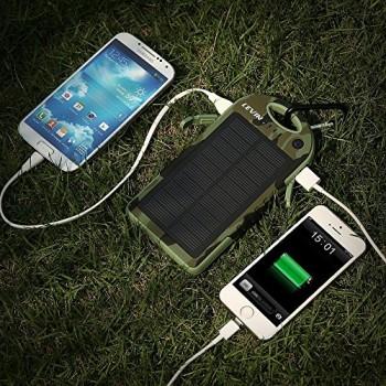 Levin-Solstar-Giant-Solar-Panel-Ladegert-12000mAh-Regenbestdiges-Staubdichtes-und-Stofestes-Duale-USB-Ports-Tragbares-Ladegert-Externe-Batterie-Power-Bank-fr-iPhone-6Plus-6-5S-5C-5-4S-4-iPad-Air-Other-0-4