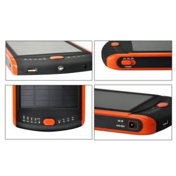 Poweradd-Apollo-Pro-23000mAh-Hochleistung-Solar-Panel-Multi-Spannung-5V-12V-16V-19V-Tragbar-Ladegerte-Externer-Akku-Power-Bank-mit-LED-Anzeige-fr-Tablet-PC-Netbooks-Notebooks-Laptops-Kompatibel-mit-Ac-0-0
