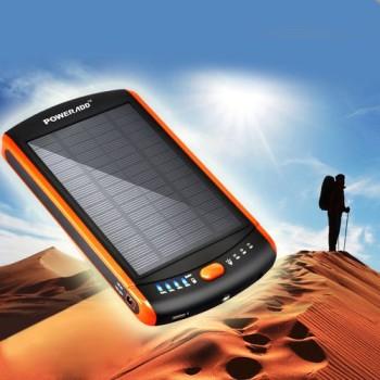 Poweradd-Apollo-Pro-23000mAh-Hochleistung-Solar-Panel-Multi-Spannung-5V-12V-16V-19V-Tragbar-Ladegerte-Externer-Akku-Power-Bank-mit-LED-Anzeige-fr-Tablet-PC-Netbooks-Notebooks-Laptops-Kompatibel-mit-Ac-0-6