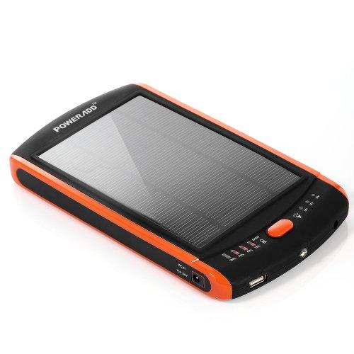 Poweradd-Apollo-Pro-23000mAh-Hochleistung-Solar-Panel-Multi-Spannung-5V-12V-16V-19V-Tragbar-Ladegerte-Externer-Akku-Power-Bank-mit-LED-Anzeige-fr-Tablet-PC-Netbooks-Notebooks-Laptops-Kompatibel-mit-Ac-0