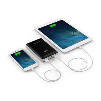 RAVPower-3-Gen-Deluxe-13000mAh-45A-Ausgang-Externer-Akku-Pack-Zusatzakku-Power-Bank-USB-Ladegert-fr-Smartphones-und-Tablets-schwarz-0-1