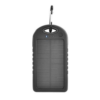 iProtect-5000mAh-Solar-Charger-Power-Bank-Externer-Akku-Pack-und-Ladegert-in-schwarz-fr-Smartphones-Tablets-und-andere-USB-Gerte-inkl-Micro-USB-Kabel-Karabiner-0-2