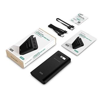 RAVPower-18200mAh-3-USB-Port-Externer-Akku-Pack-Zusatzakku-Power-Bank-Ladegert-fr-Smartphones-und-Tablets-0-4