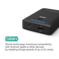 Zusatzakku-RAVPower-7800mAh-Externer-Akku-Pack-Power-Bank-fr-Smartphones-und-Tablets-Schwarz-0-0