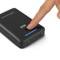 Zusatzakku-RAVPower-7800mAh-Externer-Akku-Pack-Power-Bank-fr-Smartphones-und-Tablets-Schwarz-0-1