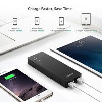 AUKEY-12000mAh-Powerbank-Externer-Akku-Mini-Design-Dual-Port-24A2-Maximale-Output-34A-AiPower-Technologie-und-Taschenlampe-fr-iPhone-Tablets-Smartphones-0-3