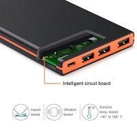 Lumsing-Glory-Series-P1-Plus-15000mAh-PowerPack-Ultra-dnn-Externe-Batterie-Akku-3-USB-Ports-Reiseadapter-fr-iPhone-Samsung-S6-Edge-HTC-Smartphones-Tablets-Schwarz-0-0