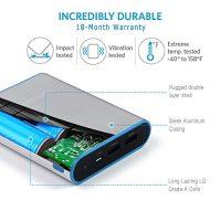 Lumsing-Grand-A1-Plus-13400mAh-Power-Bank-Externes-Akku-Betterie-fr-iPhone-6S66-Plus5SiPad-AirMiniRetinaSamsung-und-andere-Modelle-Silber-0-2