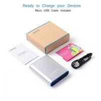 Lumsing-Grand-A1-Plus-13400mAh-Power-Bank-Externes-Akku-Betterie-fr-iPhone-6S66-Plus5SiPad-AirMiniRetinaSamsung-und-andere-Modelle-Silber-0-4