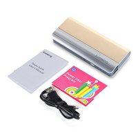 Lumsing-Power-Bank-13000mAh-USB-Port-Externer-Akku-Batterie-Ladegert-fr-Smartphones-Android-Phones-Tablets-iPad-iPhone-Handy-PSP-GPS-Gold-0-3