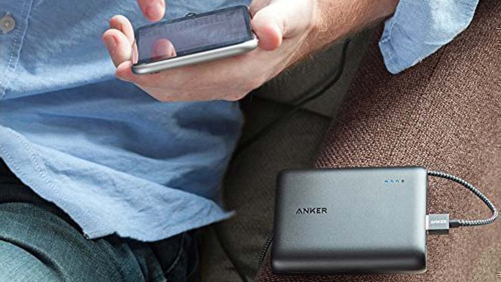 Anker PowerCore 13000 test