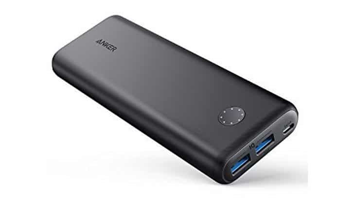anker powercore 2 20000mah test