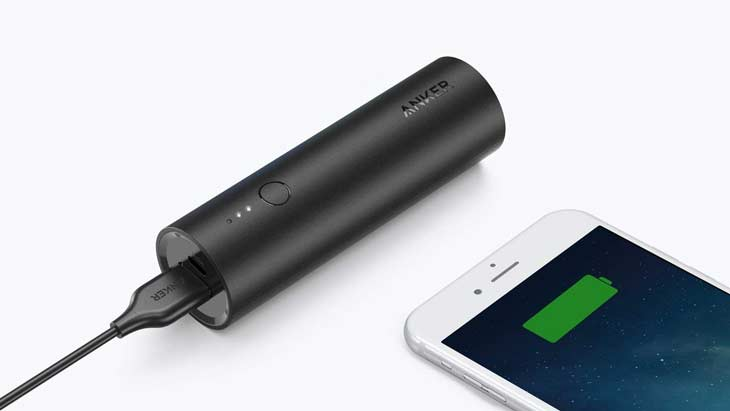 anker powerbank powercore 5000 mah