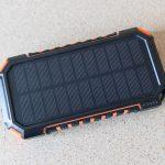 Hiluckey Wireless Solar 26800mAh